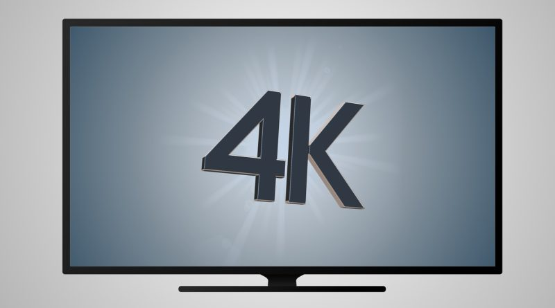 TV z technologią 4K