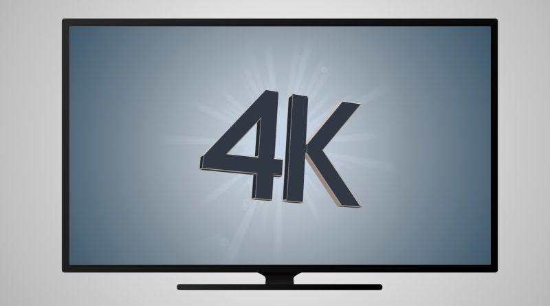 TV z technologią 4K