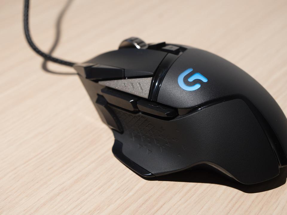 najlepsze myszki komputerowe dla graczy